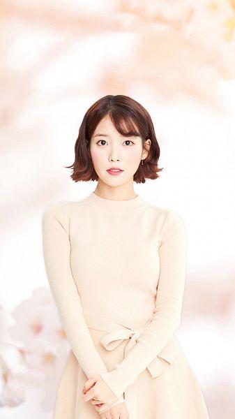 Tags: K-Pop, IU, Medium Hair, Pink Dress, Pink Outfit, KDPharma