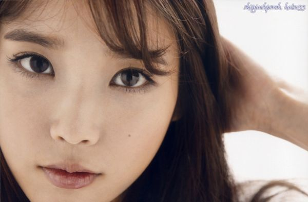 Tags: K-Pop, IU, Close Up, Facial Mark, Mole, Can You Hear Me?