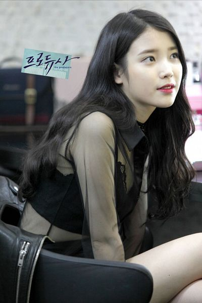 Tags: K-Pop, K-Drama, IU, Korean Text, Red Lips, The Producers