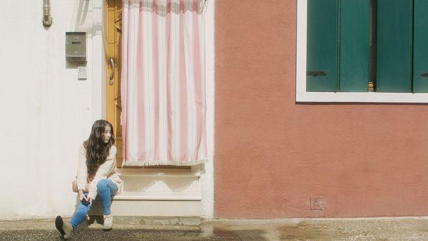 Tags: K-Pop, IU, Stairs, Jeans, Door, Wallpaper, HD Wallpaper, Spring of a Twenty Year Old