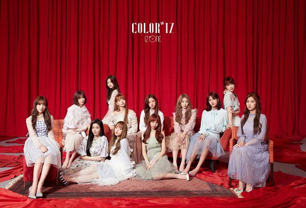 Tags: J-Pop, K-Pop, AKB48, HKT48, IZ*ONE, Kim Minju, Kim Chaewon, Jo Yuri, Kwon Eunbi, Jang Wonyoung, Kang Hyewon, Ahn Yujin