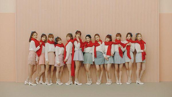 Tags: K-Pop, J-Pop, IZ*ONE, AKB48, HKT48, Jo Yuri, Kwon Eunbi, Jang Wonyoung, Kang Hyewon, Ahn Yujin, Choi Yena, Kim Minju