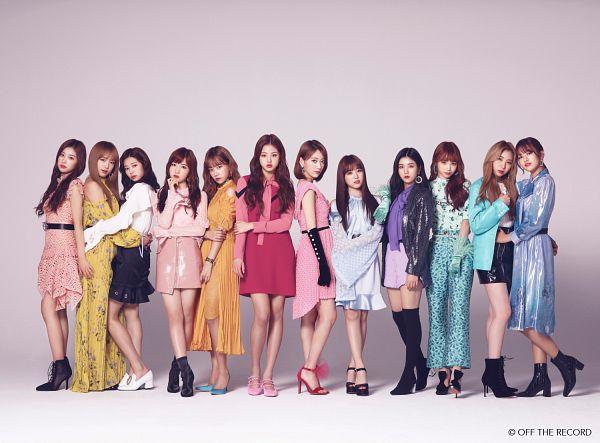 Tags: K-Pop, J-Pop, IZ*ONE, HKT48, AKB48, Choi Yena, Kim Minju, Kim Chaewon, Jo Yuri, Kwon Eunbi, Jang Wonyoung, Kang Hyewon