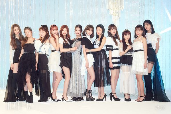 Tags: J-Pop, K-Pop, AKB48, IZ*ONE, HKT48, Kim Minju, Kim Chaewon, Jo Yuri, Kwon Eunbi, Jang Wonyoung, Kang Hyewon, Ahn Yujin