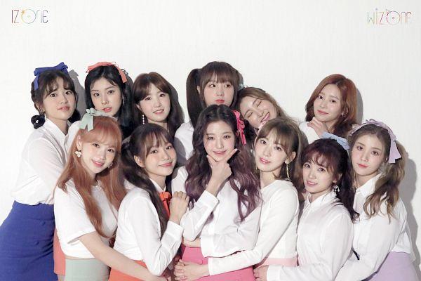 Tags: J-Pop, K-Pop, AKB48, IZ*ONE, HKT48, Choi Yena, Kim Minju, Kim Chaewon, Jo Yuri, Kwon Eunbi, Jang Wonyoung, Kang Hyewon