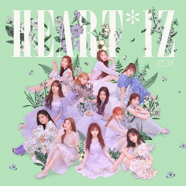 Tags: K-Pop, J-Pop, AKB48, IZ*ONE, HKT48, Kim Minju, Kim Chaewon, Jo Yuri, Kwon Eunbi, Jang Wonyoung, Kang Hyewon, Ahn Yujin