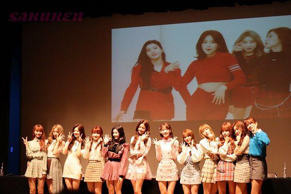 Tags: J-Pop, K-Pop, AKB48, HKT48, IZ*ONE, Choi Yena, Kim Minju, Kim Chaewon, Jo Yuri, Kwon Eunbi, Jang Wonyoung, Kang Hyewon