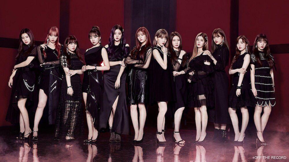 Tags: K-Pop, J-Pop, AKB48, HKT48, IZ*ONE, Choi Yena, Kim Minju, Kim Chaewon, Jo Yuri, Kwon Eunbi, Jang Wonyoung, Kang Hyewon