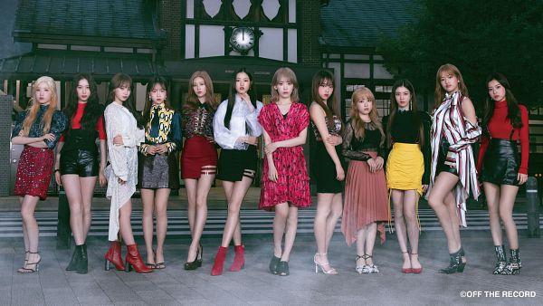 Tags: K-Pop, J-Pop, HKT48, AKB48, IZ*ONE, Ahn Yujin, Choi Yena, Kim Minju, Kim Chaewon, Jo Yuri, Kwon Eunbi, Jang Wonyoung
