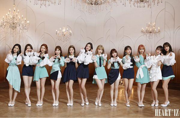 Tags: J-Pop, K-Pop, AKB48, HKT48, IZ*ONE, Jo Yuri, Kwon Eunbi, Jang Wonyoung, Kang Hyewon, Ahn Yujin, Choi Yena, Kim Minju
