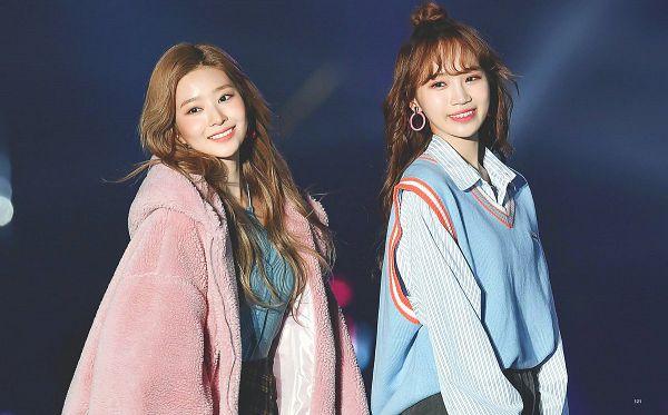 Tags: K-Pop, IZ*ONE, Kim Minju, Kim Chaewon