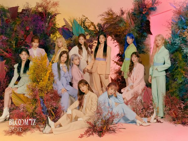 Tags: K-Pop, J-Pop, IZ*ONE, HKT48, AKB48, Jo Yuri, Kwon Eunbi, Jang Wonyoung, Kang Hyewon, Ahn Yujin, Choi Yena, Kim Minju