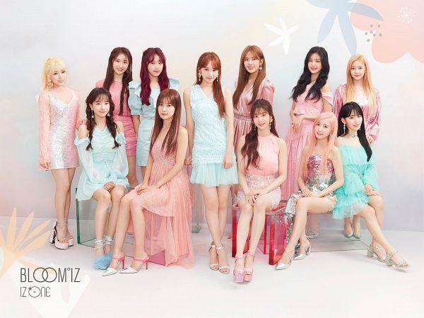 Tags: J-Pop, K-Pop, AKB48, HKT48, IZ*ONE, Kang Hyewon, Ahn Yujin, Choi Yena, Kim Minju, Kim Chaewon, Jo Yuri, Kwon Eunbi