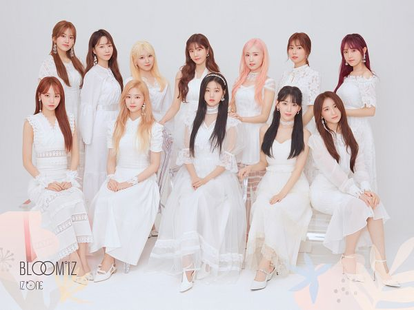 Tags: J-Pop, K-Pop, Busters, IZ*ONE, AKB48, HKT48, Choi Yena, Kim Chaewon, Kim Chaeyeon, Kim Minju, Kwon Eunbi, Jo Yuri