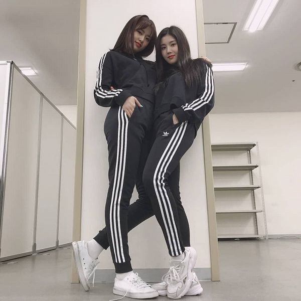 Tags: K-Pop, IZ*ONE, Ahn Yujin, Kwon Eunbi