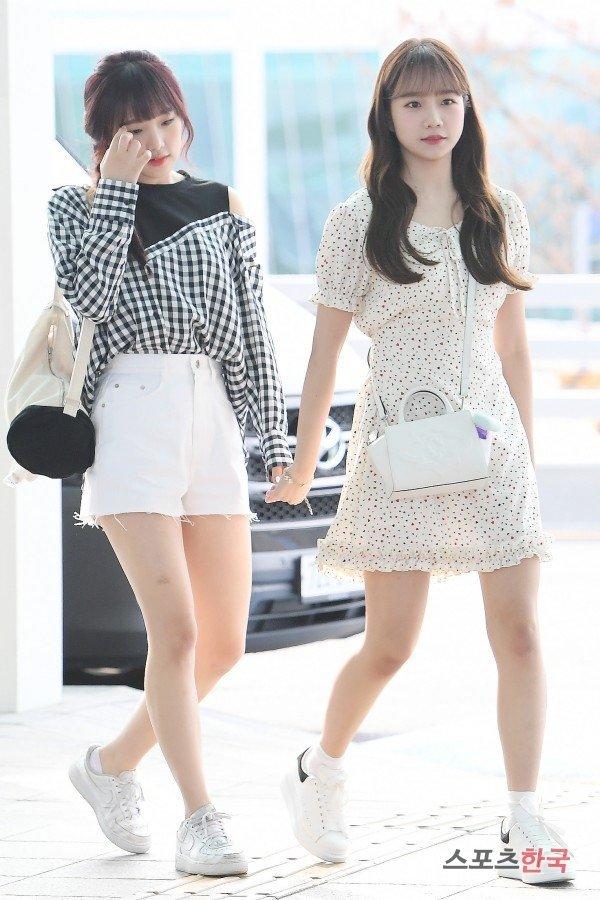 Tags: K-Pop, IZ*ONE, Choi Yena, Jo Yuri