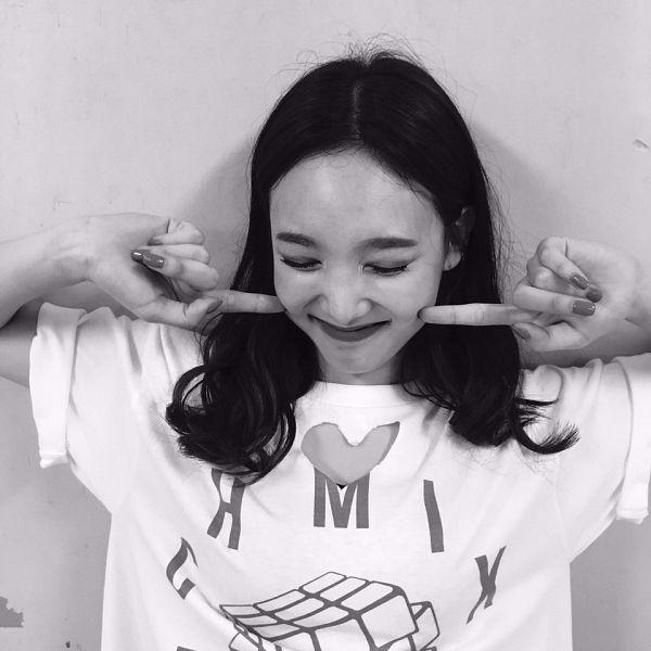 Tags: K-Pop, Twice, Im Nayeon, Monochrome