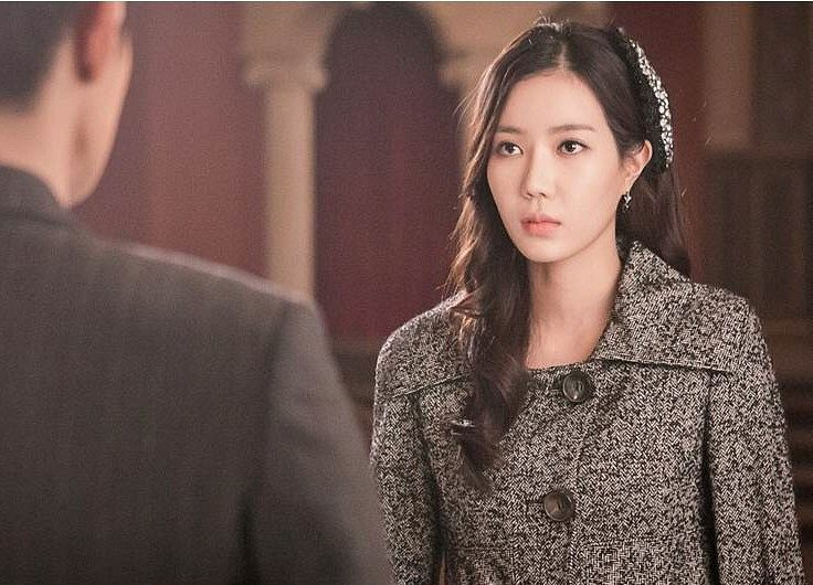 Tags: K-Drama, Im Soo-hyang, Coat, Inspiring Generation