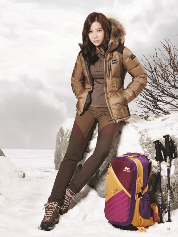 Tags: K-Drama, Im Soo-hyang, Snow, Fur, Hood, Fur Trim, Hand In Pocket, Kolping