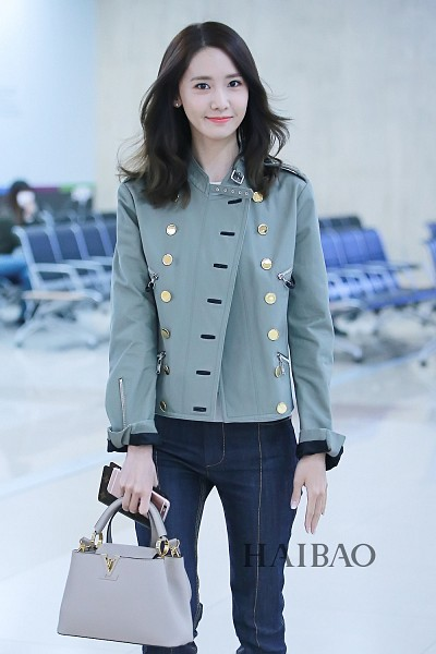 Tags: K-Pop, SM Town, Girls' Generation, Im Yoona, Airport
