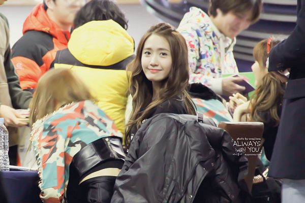 Tags: K-Pop, Girls' Generation, Im Yoona, Black Outerwear, Black Jacket, Always With You