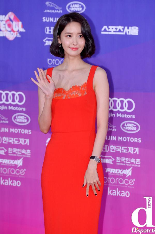 Tags: K-Pop, Girls' Generation, Im Yoona, Red Carpet, Dispatch