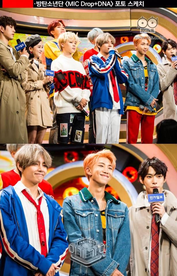 Tags: K-Pop, Television Show, Black Pink, NCT 127, NCT, BTS, J-Hope, Kim Jisoo, Suga, Rap Monster, Park Jin-young, V (Kim Taehyung)