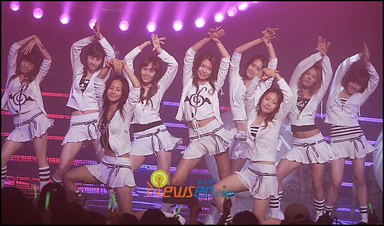 Into The New World - Girls' Generation
