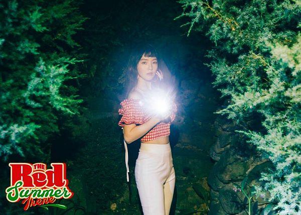 Tags: K-Pop, Red Velvet, Irene, Blunt Bangs, The Red Summer, Bangs