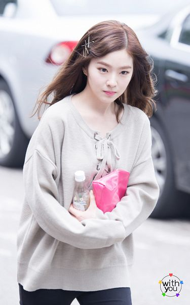 Tags: SM Town, K-Pop, Red Velvet, Irene, Brown Shirt, Android/iPhone Wallpaper