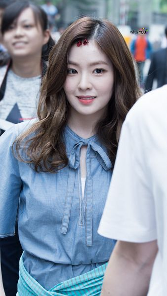 Tags: SM Town, K-Pop, Red Velvet, Irene, Wavy Hair, Android/iPhone Wallpaper