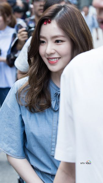 Tags: SM Town, K-Pop, Red Velvet, Irene, Close Up, Wavy Hair, Android/iPhone Wallpaper