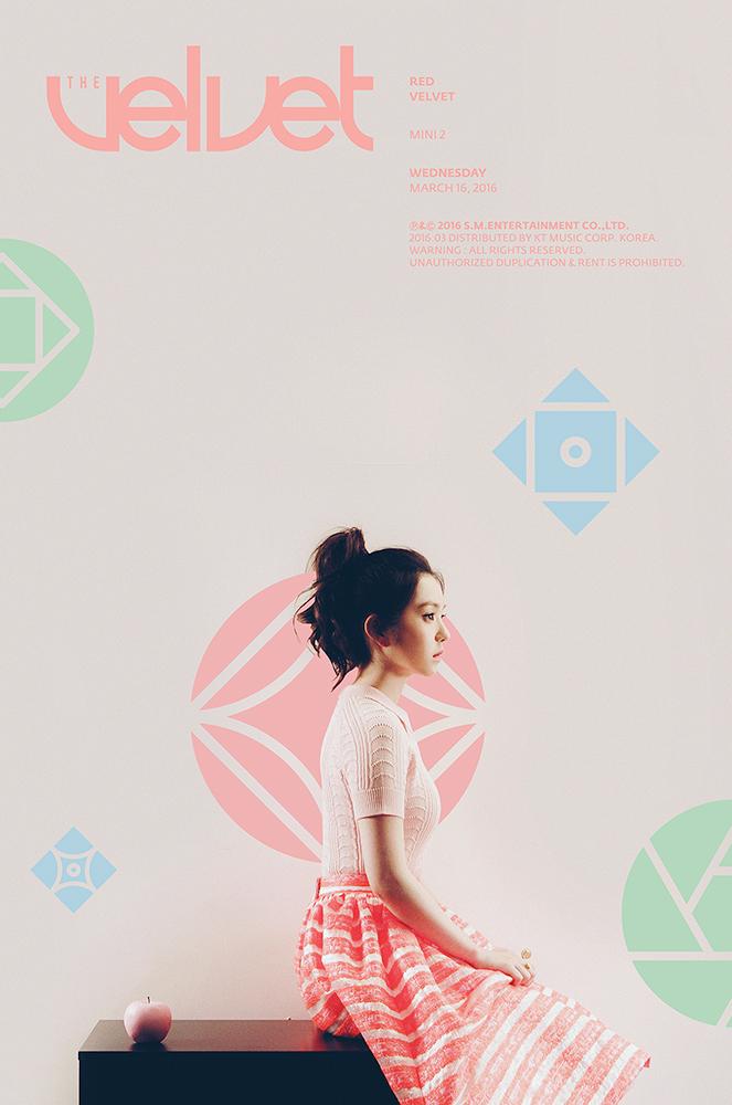 Tags: SM Town, K-Pop, Red Velvet, Irene, The Velvet