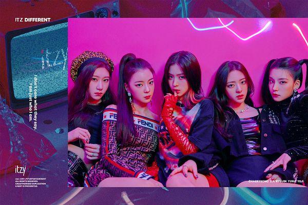 Tags: K-Pop, Itzy, Shin Yuna, Hwang Yeji, Lia, Lee Chaeryeong, Shin Ryujin