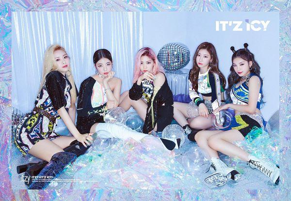 Tags: K-Pop, Itzy, Hwang Yeji, Lia, Lee Chaeryeong, Shin Ryujin, Shin Yuna