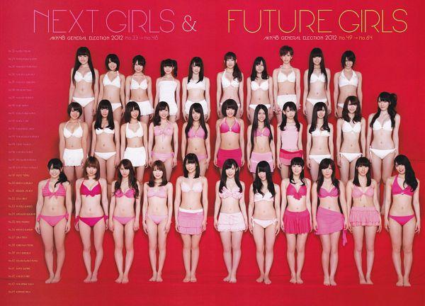 Tags: J-Pop, AKB48, Yamada Nana, Katayama Haruka, Ichikawa Miori, Yakata Miki, Kikuchi Ayaka, Mukaida Manatsu, Nakanishi Yuka, Miyazaki Miho, Miyawaki Sakura, Nakagawa Haruka