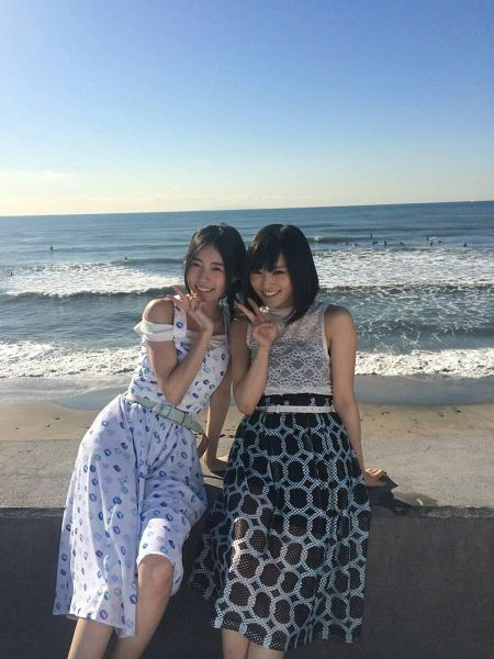Tags: J-Pop, SKE48, NMB48, Matsui Jurina, Sayaka Yamamoto