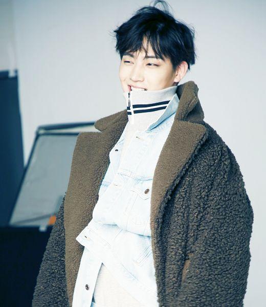 Tags: K-Pop, Got7, JB, Brown Outerwear, Dazed & Confused Korea, Magazine Scan