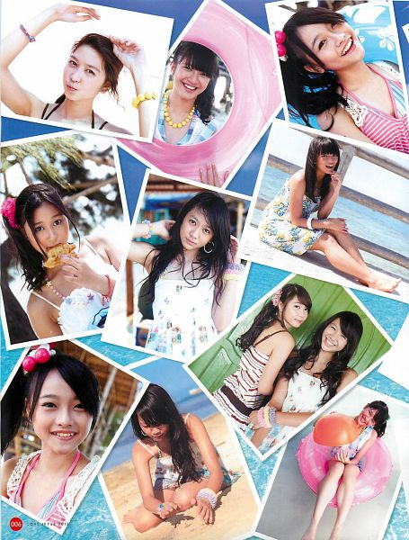 Tags: Indo-Pop, JKT48, Beach, Ponytail, Android/iPhone Wallpaper