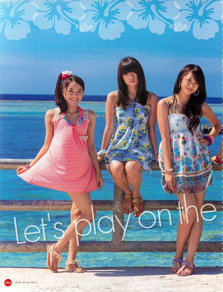 Tags: Indo-Pop, JKT48, Ponytail, Beach, Android/iPhone Wallpaper