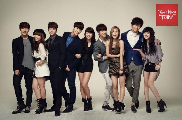 Tags: JYP Entertainment, K-Pop, Miss A, 2PM, Hwang Chansung, Nichkhun, Bae Suzy, Ok Taecyeon, Meng Jia, Jun.K, Min, Jang Wooyoung