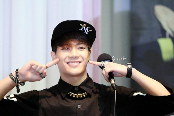 Tags: K-Pop, Got7, Jackson, Necklace, Hat, Bracelet, Ring, Wallpaper