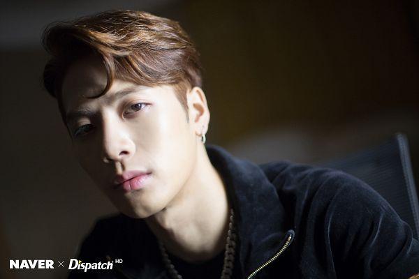 Tags: K-Pop, Got7, Jackson, Jumpsuit, Necklace, Serious, Dispatch