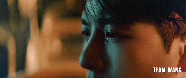 Tags: K-Pop, C-Pop, Got7, Should've Let Go, Jackson, Close Up, Serious, Crying