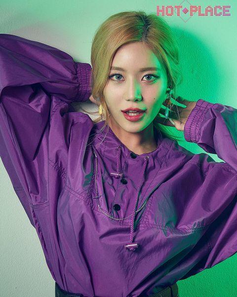 Jang Eunyu - HOT PLACE