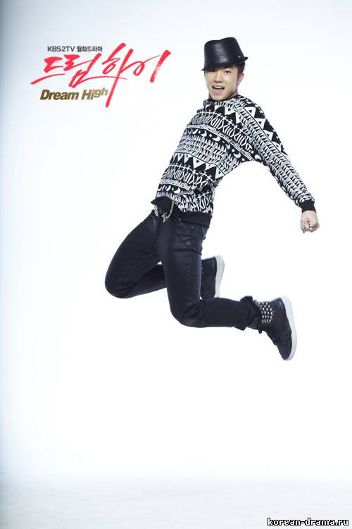 Tags: K-Pop, K-Drama, 2PM, Jang Wooyoung, Dream High