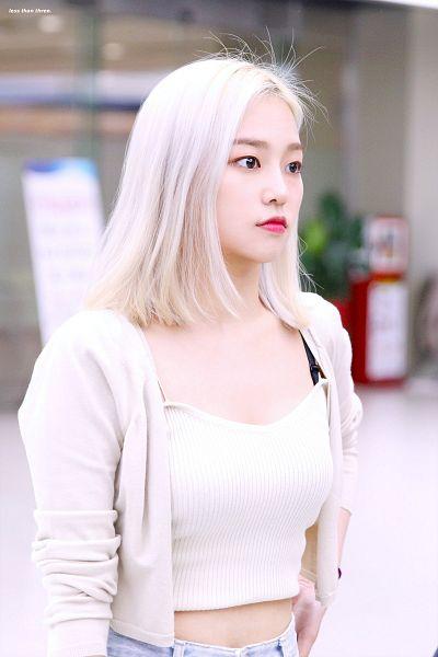 Tags: K-Pop, CLC (CrystaL Clear), Jang Yeeun