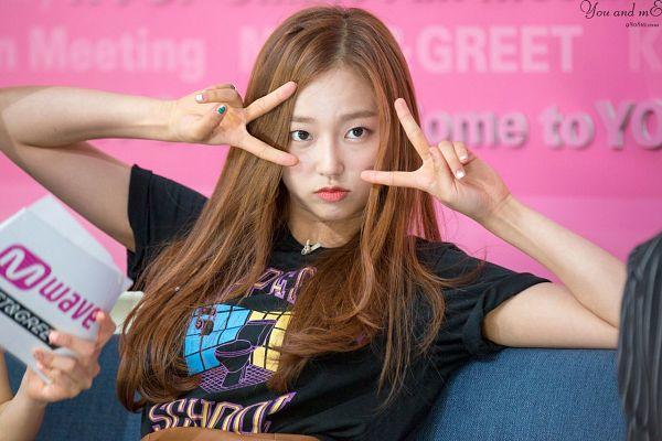 Jang Yeeun - CLC (CrystaL Clear)