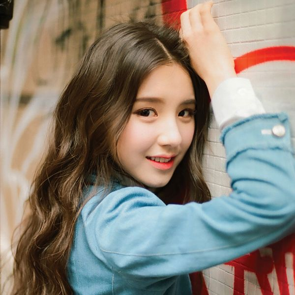 Tags: K-Pop, LOOΠΔ, Jeon Heejin, Blue Outerwear, Blue Jacket, Love&Live