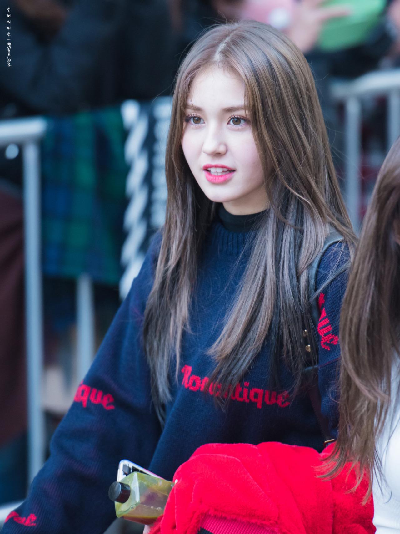 Tags: K-Pop, JYP Entertainment, I.O.I, Jeon Somi, Mobile Wallpaper
